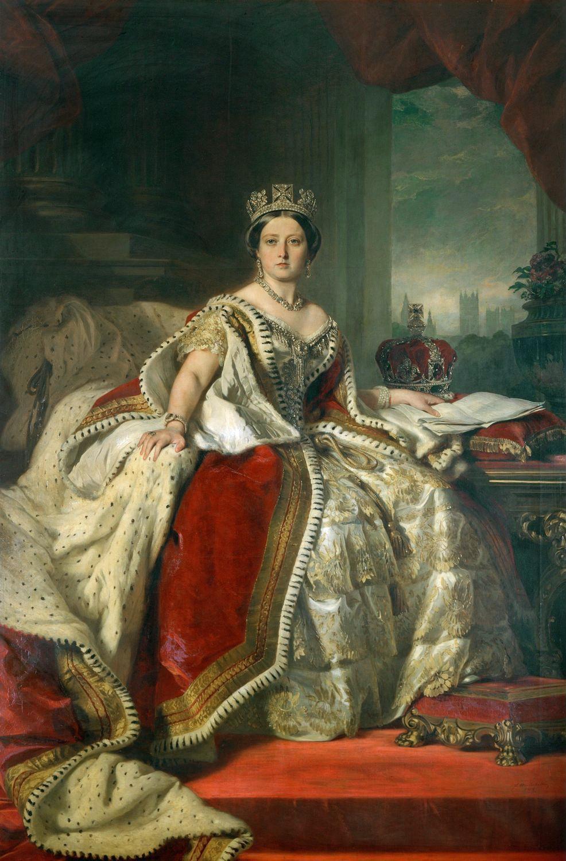 Kingsqueensandallthat.com Queen Victoria