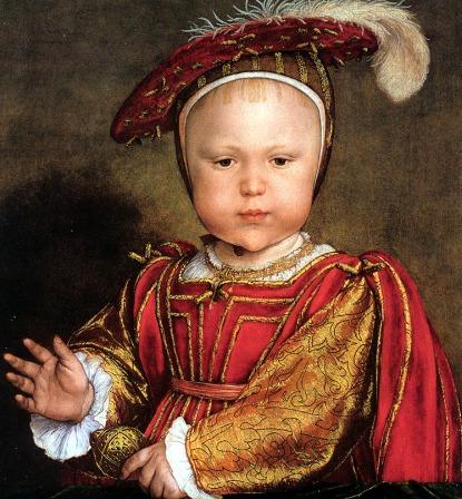 Henry VIII child