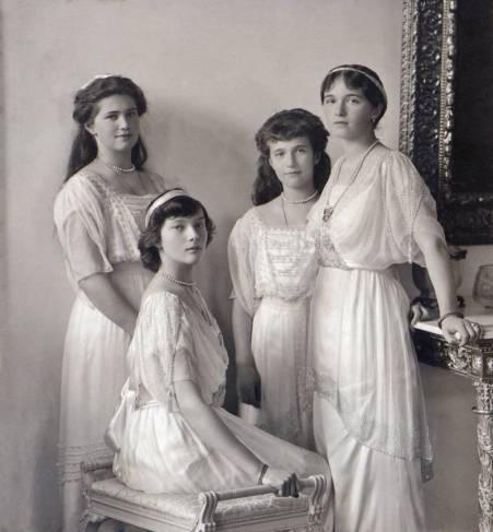 romanov-sisters
